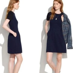 Madewell Gallerist Ponte Dress